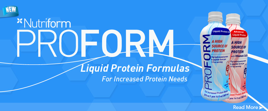 Nutriform Proform Products